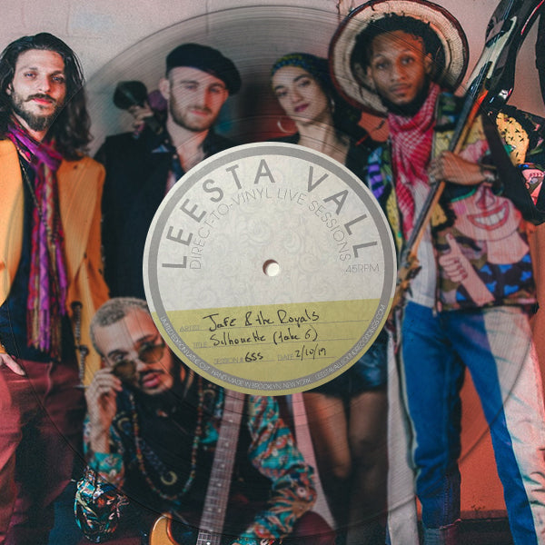 Direct-To-Vinyl Live Session #655: Jafé & The Royals