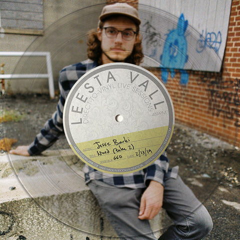 Direct-To-Vinyl Live Session #660: Jesse Barki