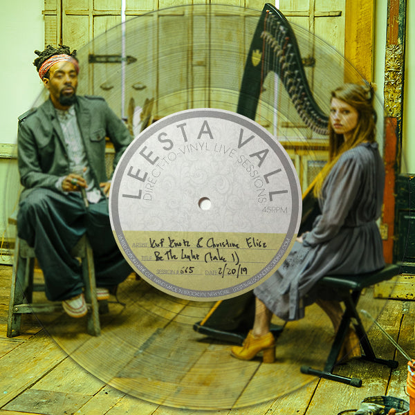 Direct-To-Vinyl Live Session #665: Kuf Knotz & Christine Elise