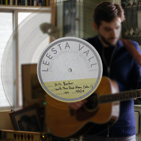 Direct-To-Vinyl Live Session #466: Nils Becker