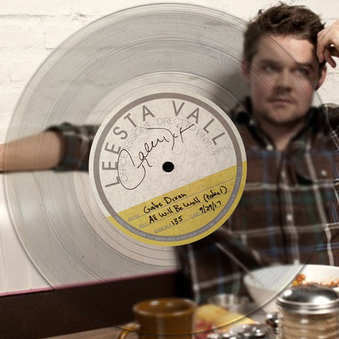 Direct-To-Vinyl Office Session #135: Gabe Dixon