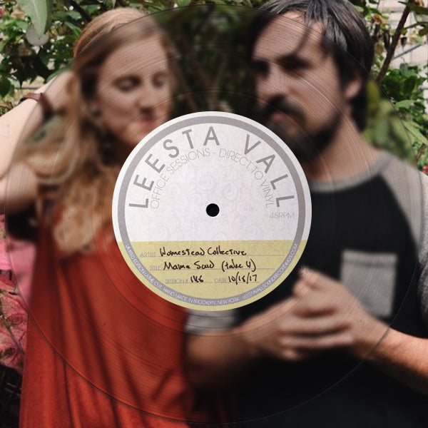 Direct-To-Vinyl Live Session #146: Homestead Collective