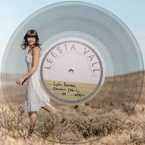 Direct-To-Vinyl Live Session #0156: Lydia Ramsey