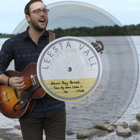 Direct-To-Vinyl Live Session #196: Kevin Ray Brost