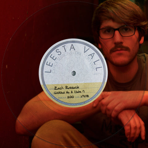 Direct-To-Vinyl Live Session #200: Zack Russack