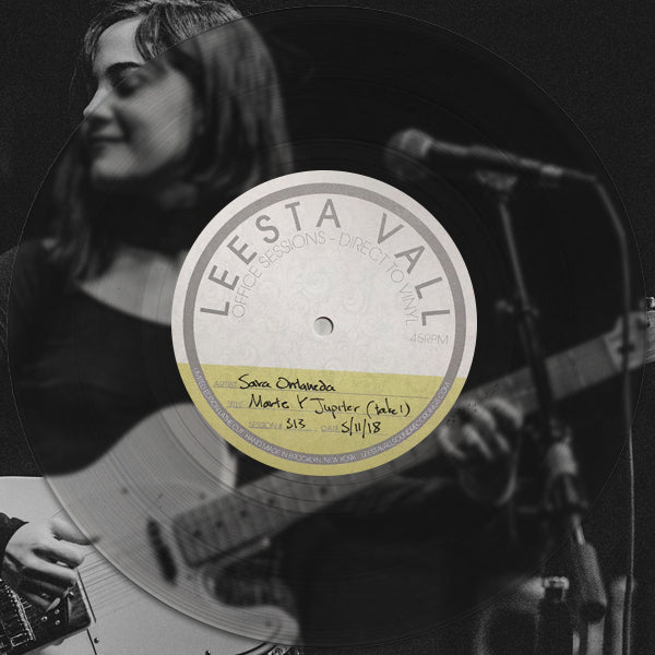 Direct-To-Vinyl Live Session #313: Sara Ontaneda