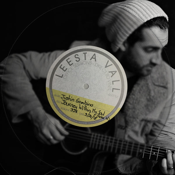 Direct-To-Vinyl Live Session #0325: Justin Gambino