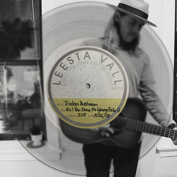 Direct-To-Vinyl Live Session #329: Tristan Bushman