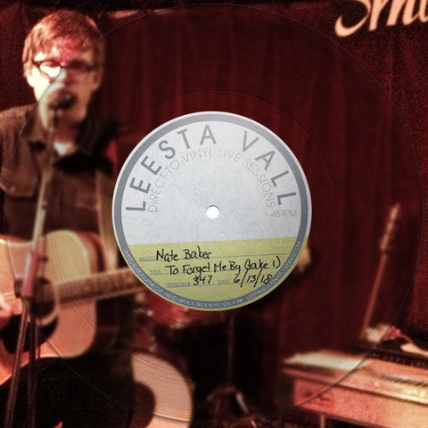 Direct-To-Vinyl Live Session #0347: Nate Baker
