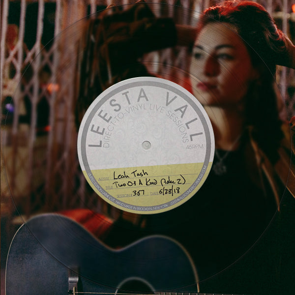 Direct-To-Vinyl Live Session #0367: Leah Tash