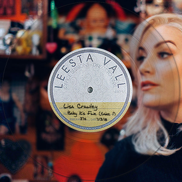 Direct-To-Vinyl Live Session #0374: Lisa Crawley