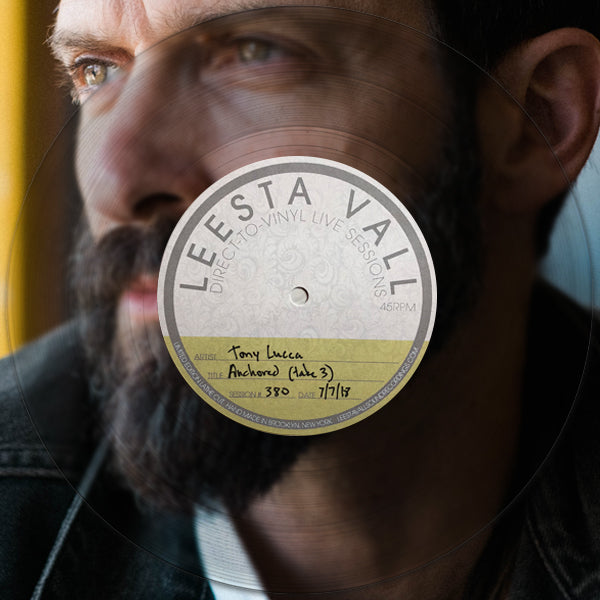 Direct-To-Vinyl Live Session #0380: Tony Lucca