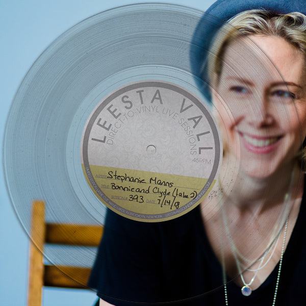 Direct-To-Vinyl Live Session #393: Stephanie Manns