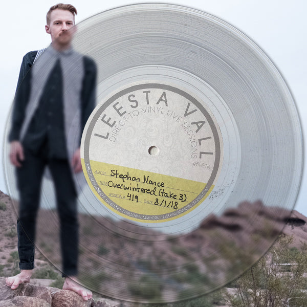 Direct-To-Vinyl Live Session #0419: Stephan Nance
