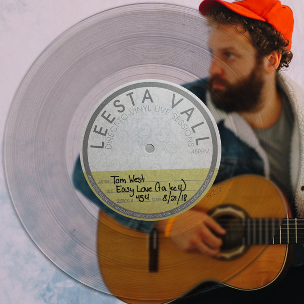 Direct-To-Vinyl Live Session #454: Tom West