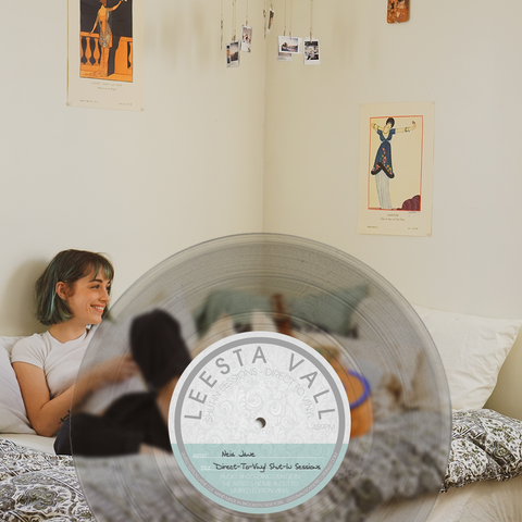 Direct-To-Vinyl Shut-In Session Preorder: Neia Jane