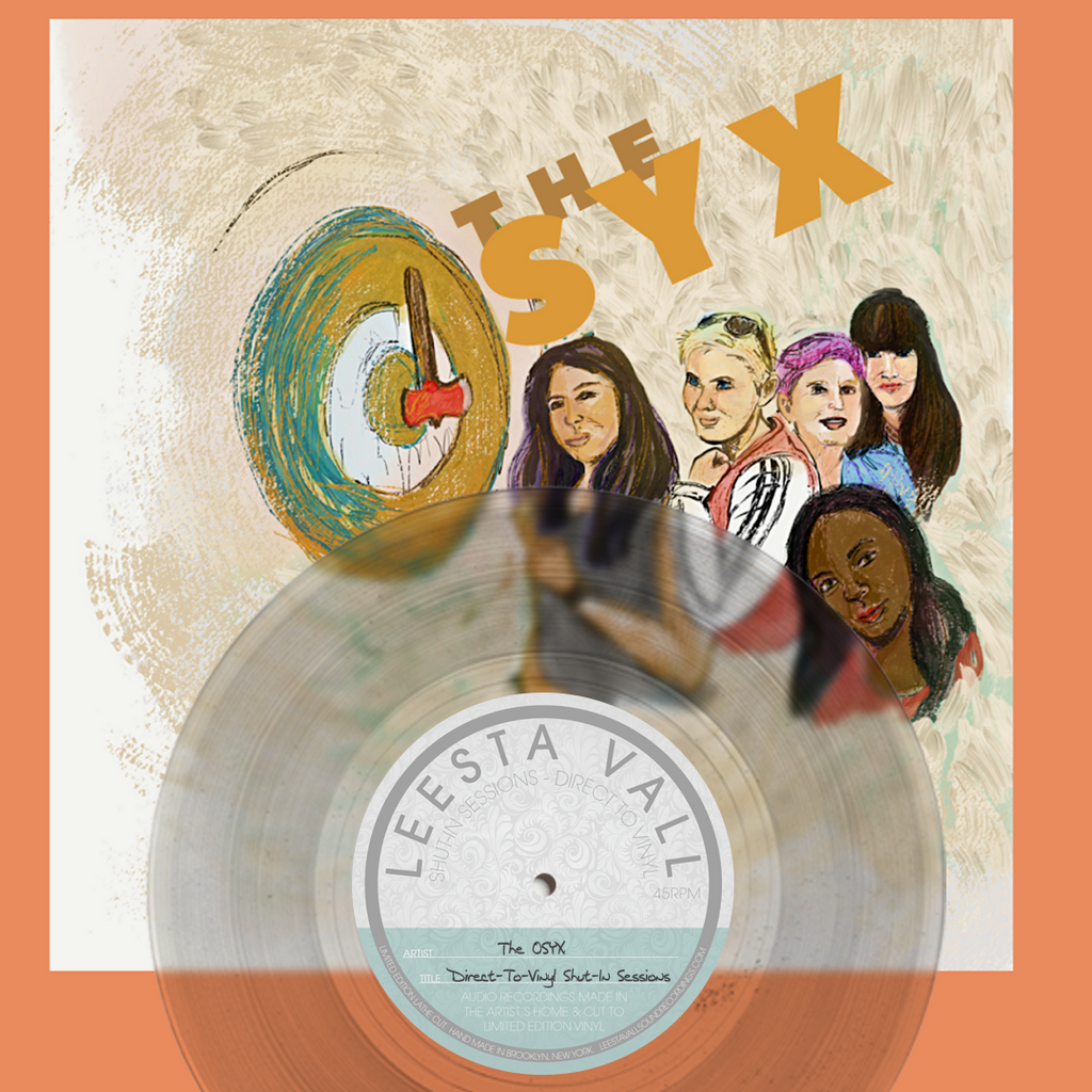 Direct-To-Vinyl Shut-In Session Preorder: The OSYX