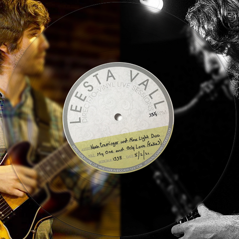 Direct-to-Vinyl Live Session #1338: Noah Preminger and Max Light Duo