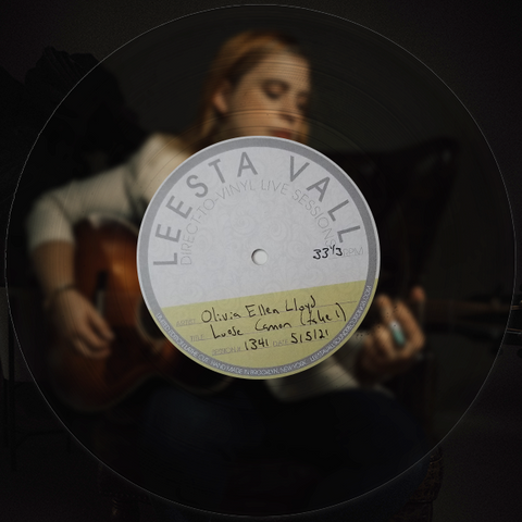 Direct-to-Vinyl Live Session #1341: Olivia Ellen Lloyd