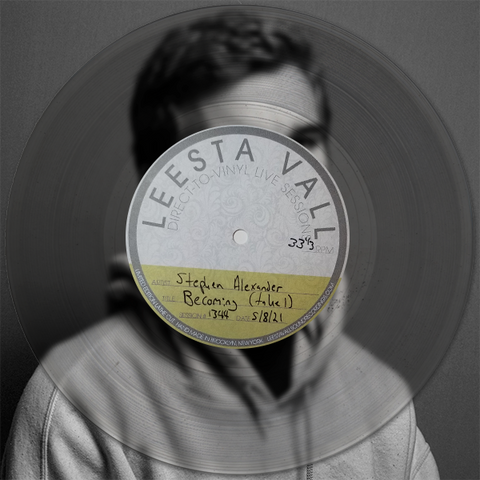 Direct-to-Vinyl Live Session #1344: Stephen Alexander
