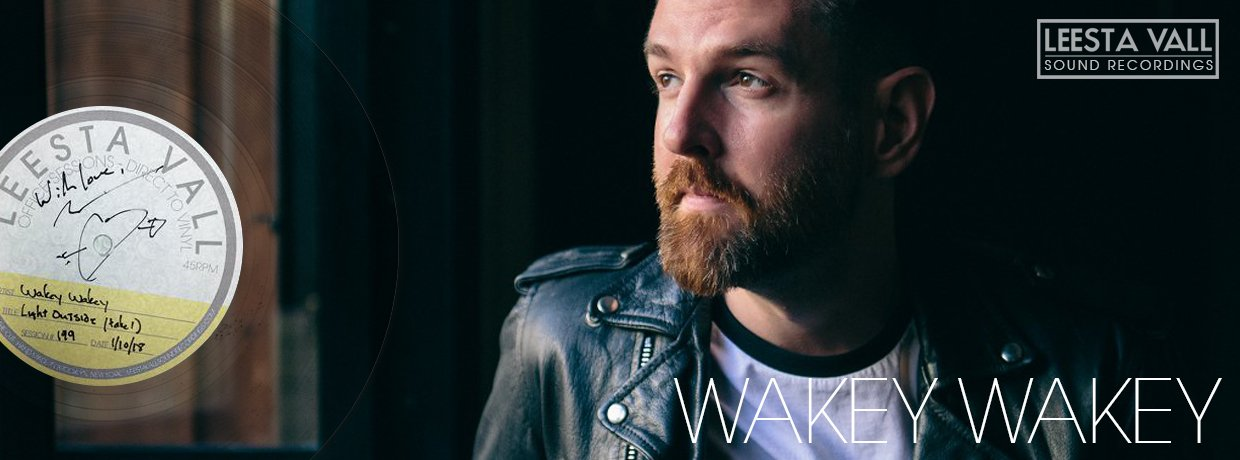 Direct-To-Vinyl Office Session #199: Wakey Wakey