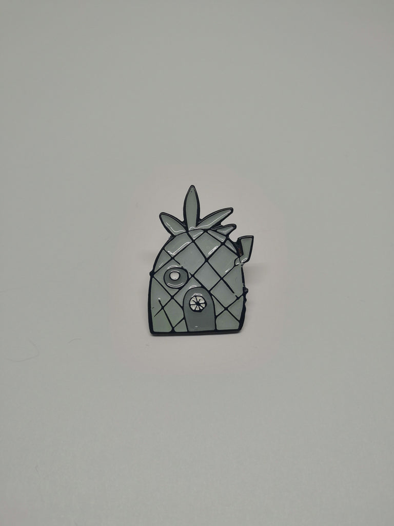 Doodle Bob House lapel pin -  A pin from simppins simpsons thesimpins pingame