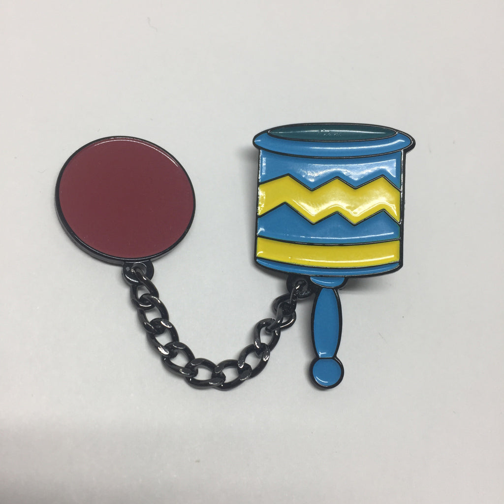 Ball in a Cup Pin lapel pin -  A pin from simppins simpsons thesimpins pingame