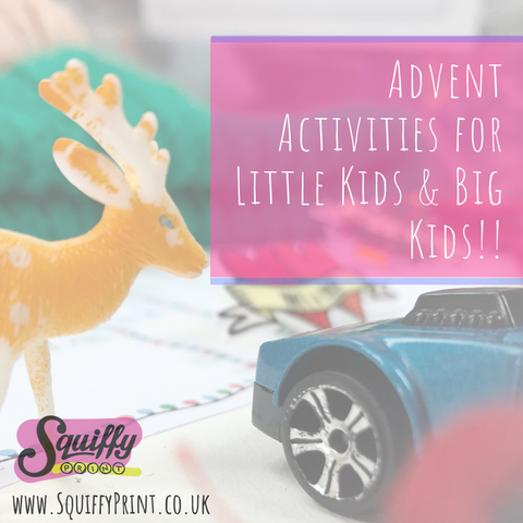 🎄 20 Advent Activities for Little Kids & Big Kids!! 🎄