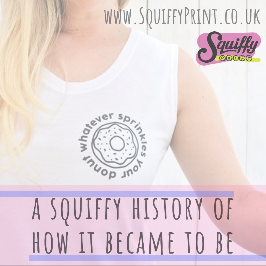 A Squiffy History of how it became to be :)