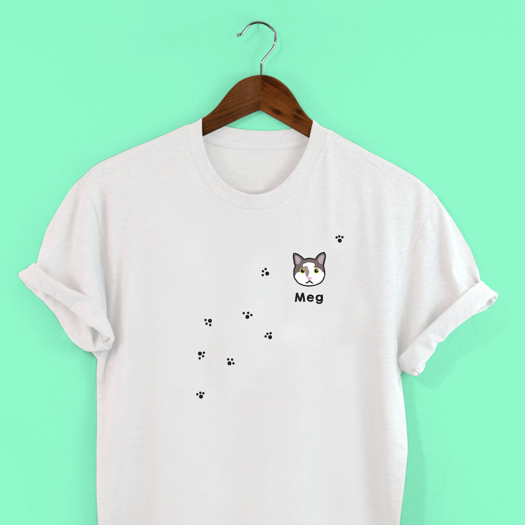 🐱 Personalised Cat t-shirt 🐱