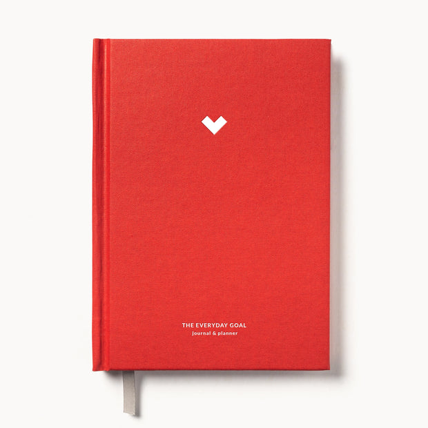 Everyday Goal journal & planner - Hard Cover Version