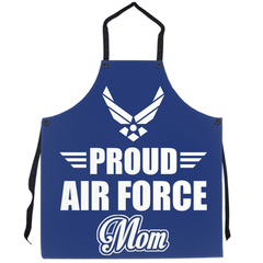 Proud U.S Air Force Mom String Apron