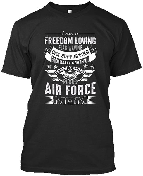 Air Force Tee Mom to be T-shirts
