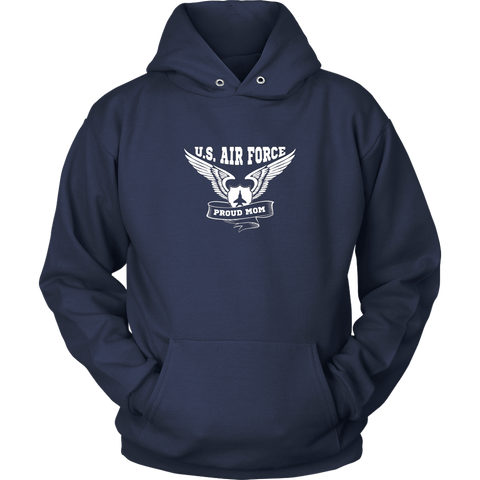 Proud US Air Force Mom Tee