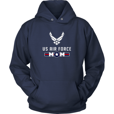 Proud US Air Force Mom T Shirt Military Pride Shirt