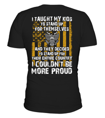 Military Mom Couldn't Be More Proud T-shirts