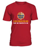 Marine Mom Once Protected T-shirts