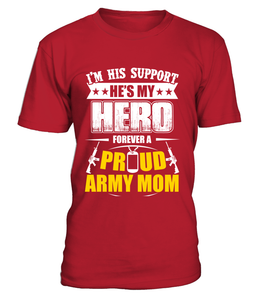 Army Mom Forever T-shirts - MotherProud