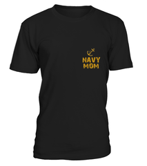 Navy Mom Never Complains T-shirts