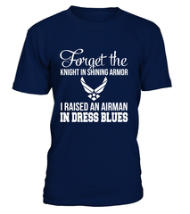 Air Force Mom Knight T-shirts