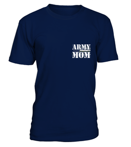 Army Mom Land Brave T-shirts - MotherProud