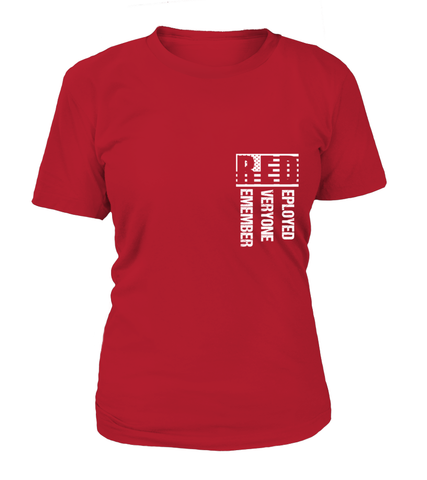 RED Fridays Flag T-shirts
