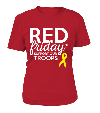 Air force mom flag plus t shirts motherproud for Red support our troops shirts