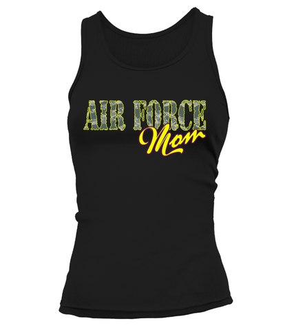 Air Force Mom Camo T-shirts