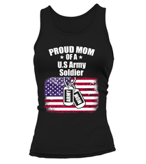 Proud Mom Of U.S Soldier T-shirts