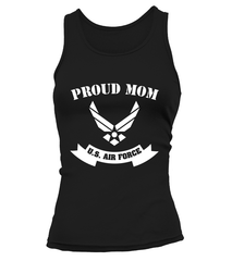 Proud Mom U.S. Air Force T-shirts