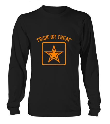 Army Halloween Trick Or Treat T-shirts - MotherProud