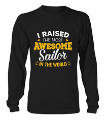 Navy Mom Most Awesome T-shirts