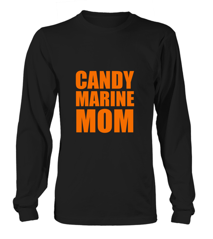 Candy Marine Mom Halloween T-shirts