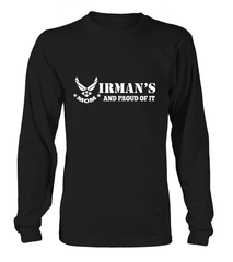 Air Force Airman's Mom T-shirts